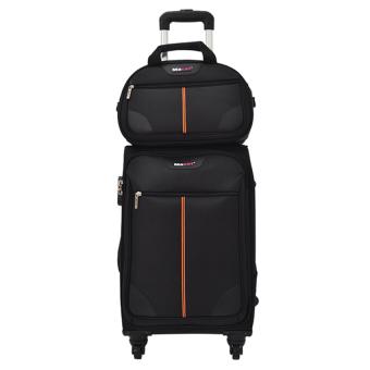 Bộ vali du lịch Macat D3-X (Đen)