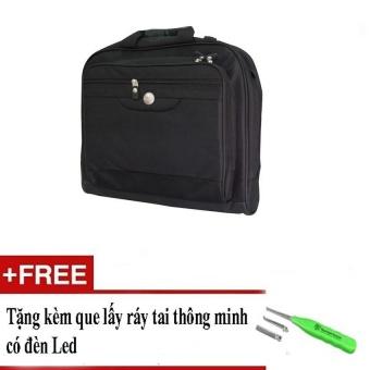 Cặp dùng cho Laptop + Tặng que lấy ráy tai có đèn