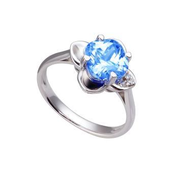 Nhẫn nữ bạc PNJSilver