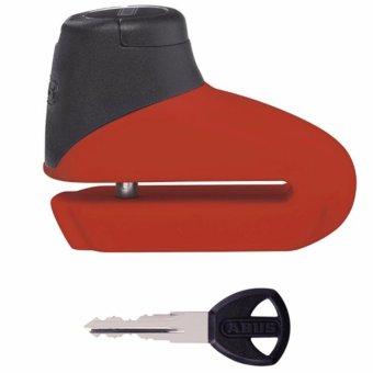 Khóa đĩa xe máy ABUS Provogue 305 (Đỏ)