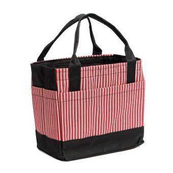 Picnic Box Child Kids Carry Travel School Lunch Bag Red - intl