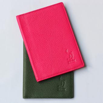 Bộ 2 vỏ passport - RAICA (Xanh hồng)