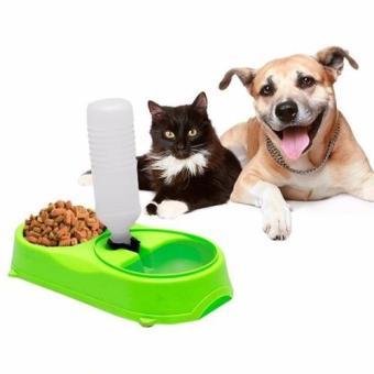Bộ Ăn Uống Tự Động Cho Chó Mèo