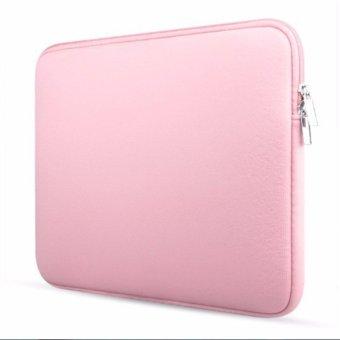 Túi chống sốc cho macbook 13'' (Hồng)