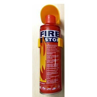 Bình Xịt Chữa Cháy Mini Fire Stop 500Ml ( Màu Đỏ)