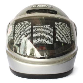 Mũ bảo hiểm hàm ANDES 555 (Xám)