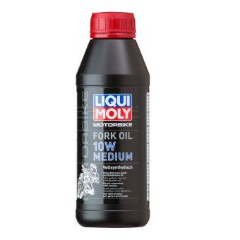 Dầu phuộc nhún xe Liqui Moly Motorbike Fork Oil 10W Medium 1506 500ml