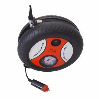 Thiết Bị Bơm Lốp Ô Tô Air Compressor 260Psi (Nâu)