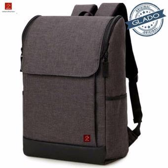 Ba Lô Laptop Glado Màu Xám BLG011 - Hãng Phân Phối Chính Thức