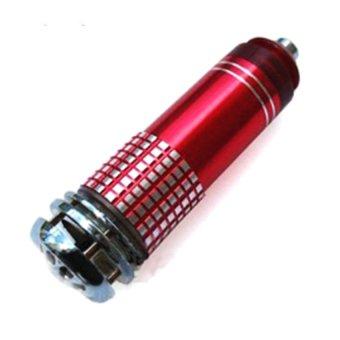 Lọc oxy khử mùi thuốc lá cho ô tô (Đỏ)
