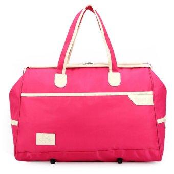 Túi xách du lịch thời trang hiện đại HQ5889-2 (Hồng)