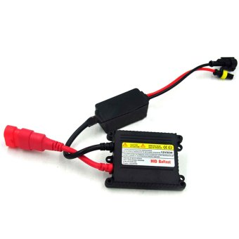Vococal Car Headlight 35W HID Slim Ballast (Black)