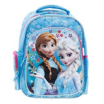 Balo học sinh trẻ em Frozen siêu nhẹ cho bé gái ,hình ELSA