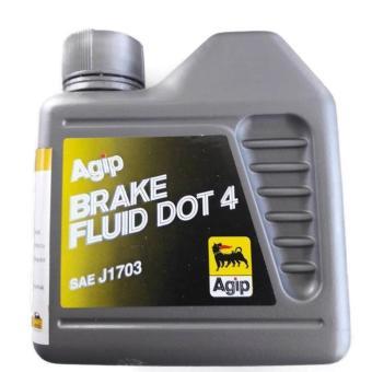 Dầu thắng Ý eni (Agip) Brake Fluid Dot 4 250ml (Italy)