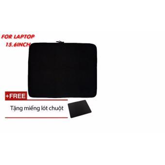 Túi chống sốc cho laptop 15.6 inch + Tặng bàn di chuột