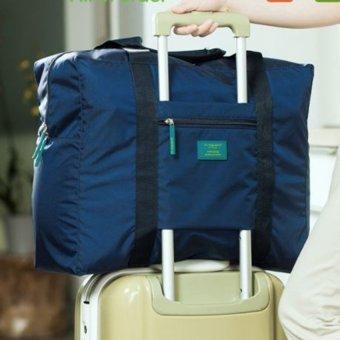 Túi đựng đồ du lịch chống nước Poly HQ205878-2 (Xanh sậm)