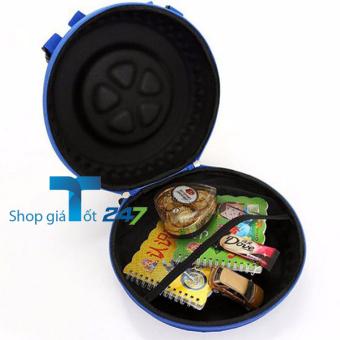Ba Lô Hình Bánh Xe 3D 2 In 1 Cho Bé xinh yêu Giá Tốt 247( Đỏ).