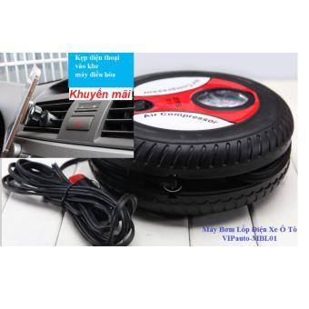 Máy bơm lốp xe ô tô MBL01- Khuyến mãi giá đỡ điện thoại GĐ04