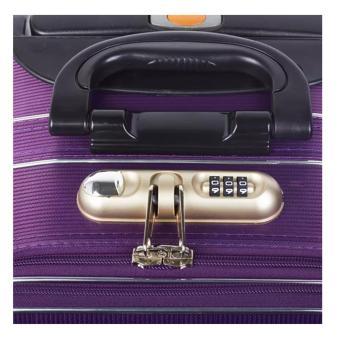 Vali du lịch kéo tay BiTi 20 inch (Tím)