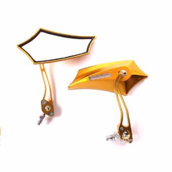 Gương Xe Máy Soko Mirror ( Vàng)