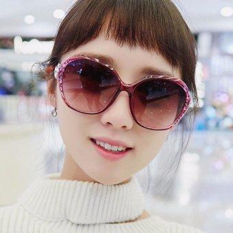 Mắt kính mát Unisex thời trang 2017 + Tặng bao da DDL 58