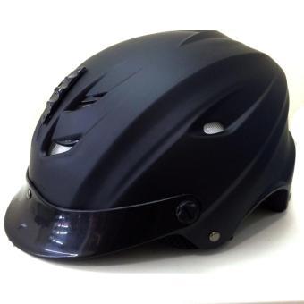 Mũ bảo hiểm TP760 (Đen)