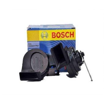 Bosch EC6 - Còi sò dành cho xe ô tô (Đen) Bosch EC6