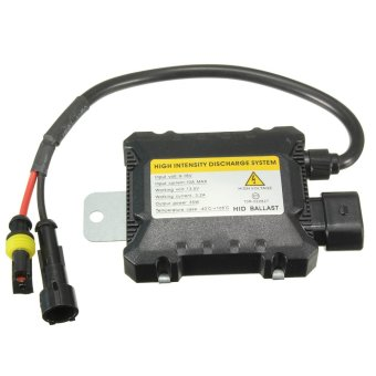 Digital Car Xenon HID Conversion Kit Replacement With Slim Ballast Blocks for Headlights Ultra All Light Bulbs Fit DC 12V 55W - Intl