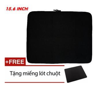 Túi chống sốc Laptop 15,6inch + Tặng 1 bàn di chuột