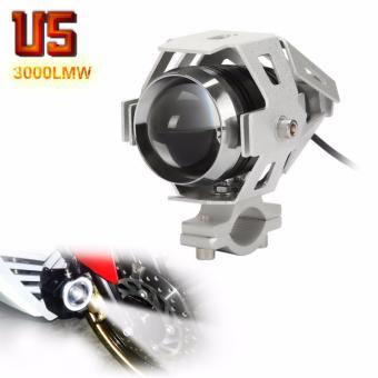 Đèn Led trợ sáng U5 Transformers cao cấp dành cho moto xe máy