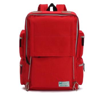 Ba Lô Thời Trang PKSR NV146 (Đỏ)