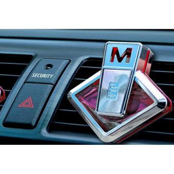 Nước hoa cài cửa gió cho xe hơi YM20 (Tím)