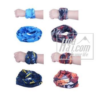 Bộ 04 khăn phượt đa năng đa sắc HOAHAI.COM
