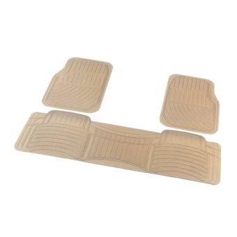 Thảm nhựa ô tô cao cấp Packy Poda 6133K (Kem)