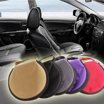 Túi đựng đĩa nhạc trên ô tô (Tím)