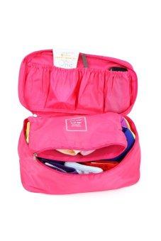 Túi đựng đồ lót du lịch Monopoly (hồng)