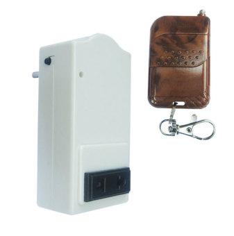 Ổ cắm điều khiển từ xa có hẹn giờ PG RF Plug 500 (Trắng)