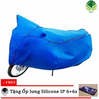 Bạt phủ xe chống nóng siêu dai + Tặng Ốp lưng điện thoại
