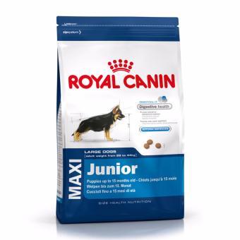 Thức ăn cho chó từ 2 đến 15 tháng tuổi Royal Canin - Maxi Junior 1kg