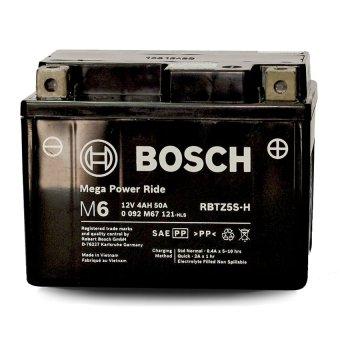 Bình điện ắc qui khô dành cho xe máy Bosch RBTZ5S-H