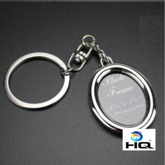 Móc Treo Chìa Khóa Gắn Ảnh Quà Tặng HQ 2TI66-2