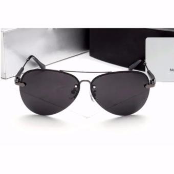Kính mát thời trang nam siêu xe M743 ( đen)+ Tặng kính đi đêm Night View