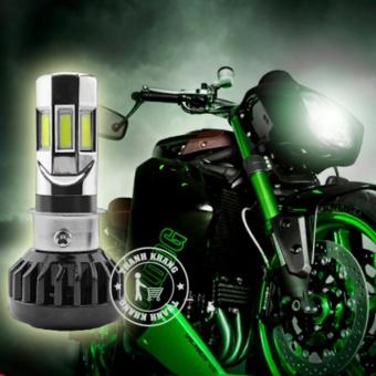 Đèn pha led 6 tim M02E-RTD 35w siêu sáng gắn pha xe máy Thanh Khang