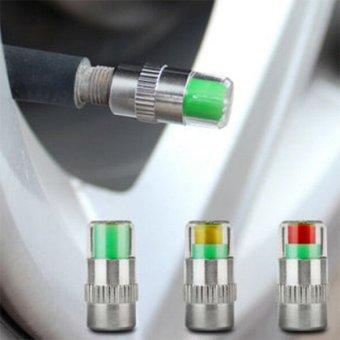 Bộ 4 van cảnh báo áp suất lốp