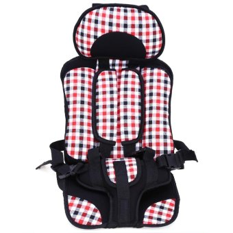 Baby Car Seat Soft Portable Kid Safety Chair - intl