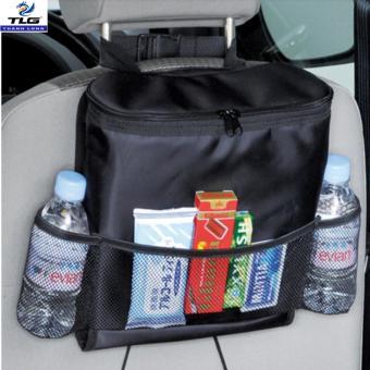 Túi Đựng Đồ Lạnh Du Lịch Trên Ôtô Tiện Dụng 206066-1(đen)