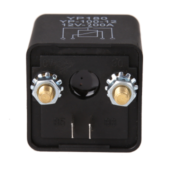 Car Truck Motor Automotive Relay 24V/12V 200A Continuous Type Automotive - intl