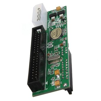 Drive 40 Pin Serial ATA SATA to PATA IDE Card Adapter Converter New 2.5inch/3.5inch - Intl