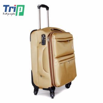 Vali Vải TRIP P033 Size L - 28inch (Vàng)