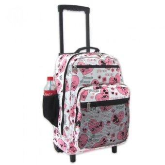 Túi kéo du lịch vải hình Mickey Mouse xách tay 7Kg TA002
